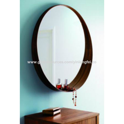 Modern Fashion Metal framed bathroom Wall Mirror