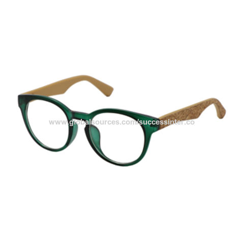 Fashionable plastic reading glasses, PC frame, CE certified/various colors/designs are available