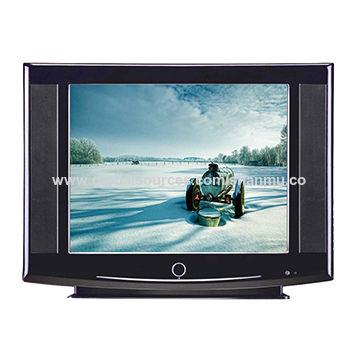 """China 21"""" CRT TV"""