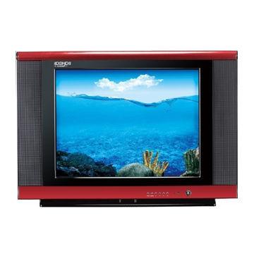 China 14''/15''/17''/21'' color television