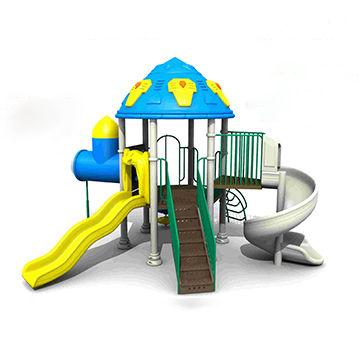 Outdoor Kids Playground Equipment Playground Set