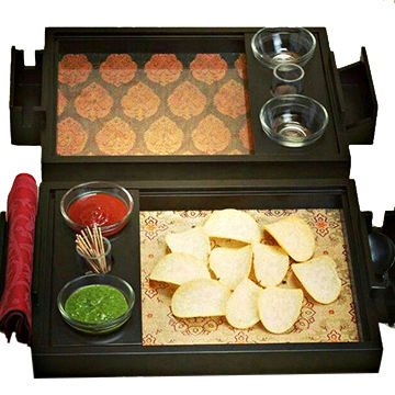 India Wooden serving tray