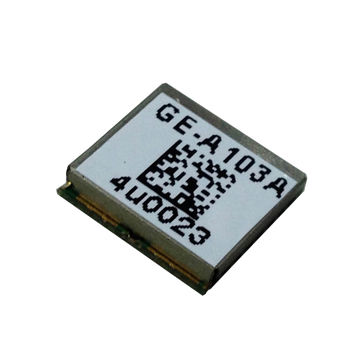 Taiwan GE-A103 , 9.7x10.1 (mm) GNSS engine board is tiny while exhibits unprecedented powerful performance.