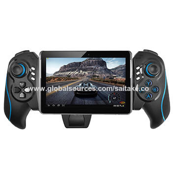 Bluetooth Joypad for Android Devices & IOS System of Smartphone & Tablet PC,Support PC Platform