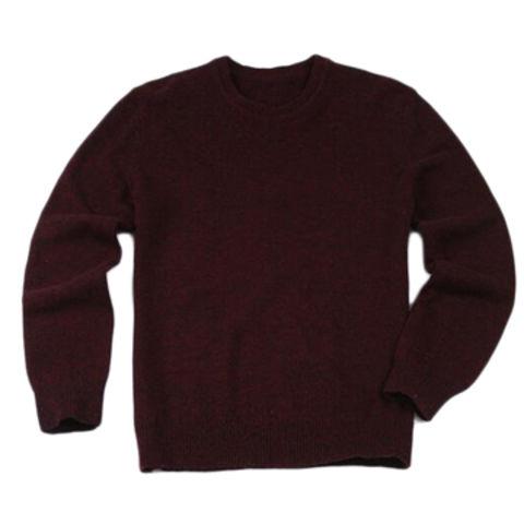 Fashion custom men's knitted winter sweaters