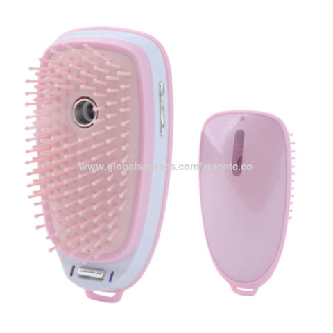 China Massager hair comb, 2 modes for choices, moisturize and massage