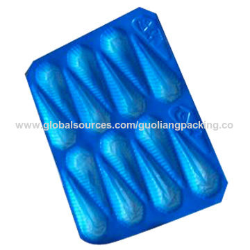 China Blister Packing Plastic Storage Trays For Fresh Fruits, OEM Accepted,  SGS Onsite Check ...