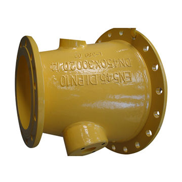 China Ductile iron pipe eccentric reducer