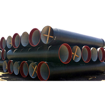 China Ductile iron k12 pipe