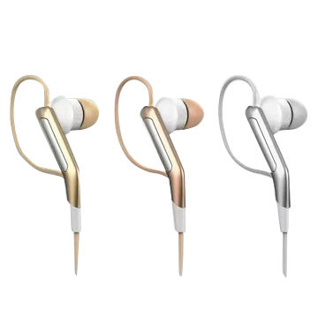 China Private Model Newest Adjustable Cool Sport Earphone