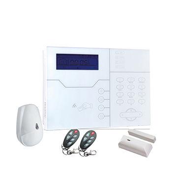 GSM GPRS TCP/IP home alarm system
