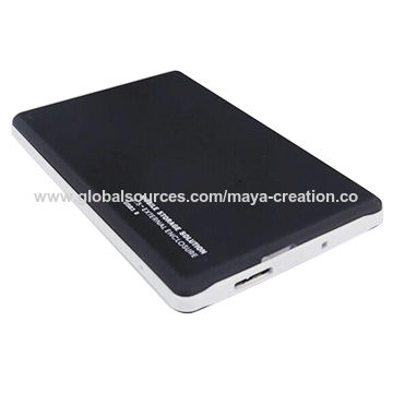 2.5 Inches SATA External HDD Enclosure USB 3.0 Support 500GB