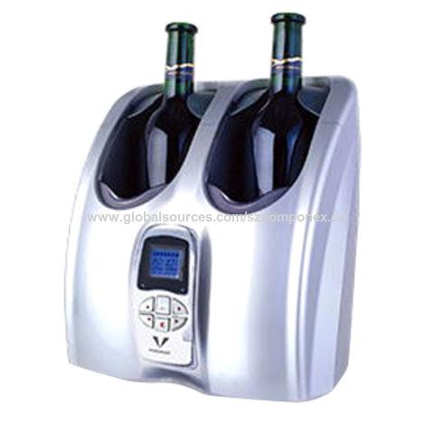 Smart Wine Chiller, Warmer Double