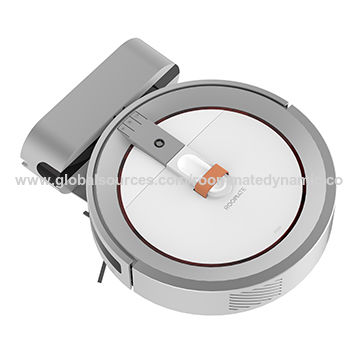 Roommate Robotic Vacuum Cleaner, Dry/Wet Mop, Water Tank, Visual Navigation, Auto Recharge