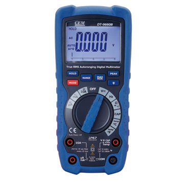 China Heavy-duty Industrial Multimeter