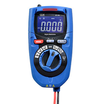 Pocket TRMS Multimeter with NCV