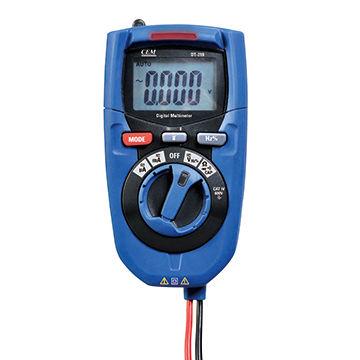 Pocket Multimeter with NCV tester