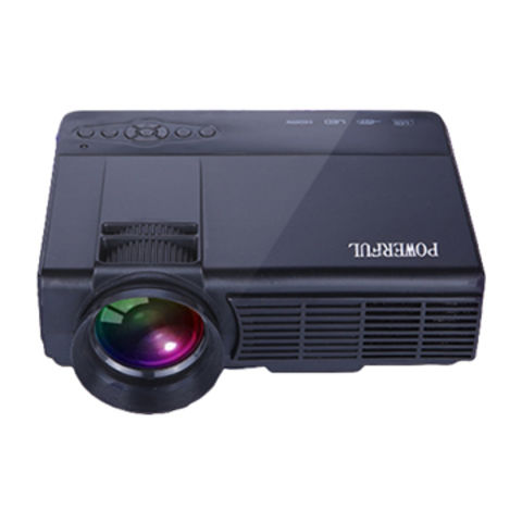LED Projector Built-in Android Operating System