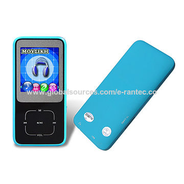 China MP4 players, high-fidelity recording MP4 with Bluetooth function
