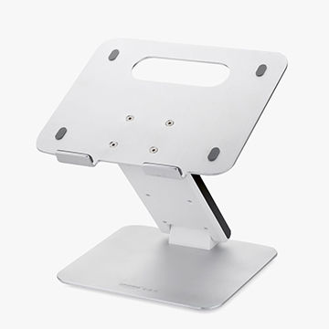 2016 new design aluminum laptop stand, height adjustable for notebook