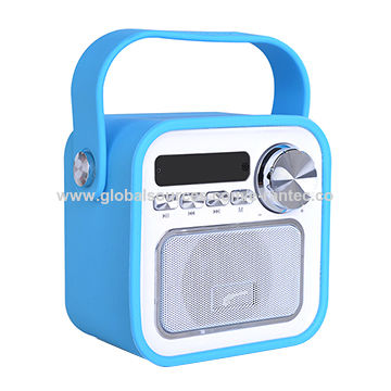 China Bluetooth speakers,support hands-free call,FM function