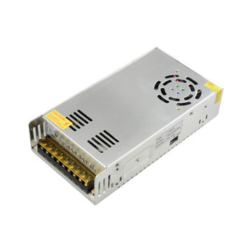 China LED Driver 24V 16.7A 400W Switching Power Supply for Indoor Installation