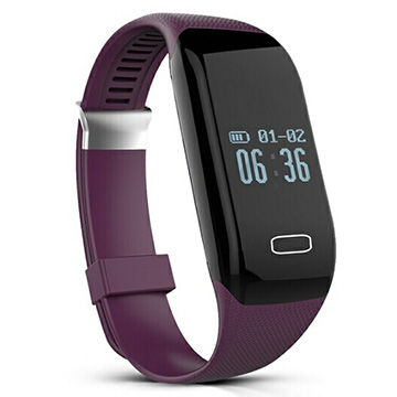 China China supplier's OLED heart rate fashion health H3 smart