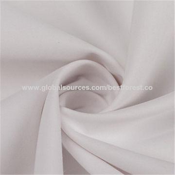 Polyester cotton modal shirt fabric