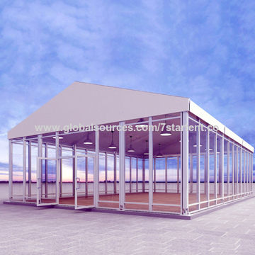 Customized Clear Span Tents for Event & China Customized Clear Span Tents from Chengdu Manufacturer: Sichuan ...