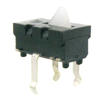 Micro Switch with 250V AC 0.3-5A Rating, 1,000,000 Cycles Lifespan, Suitable for Electric Appliances