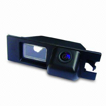 Car Rear-view Camera for Opel with 480TVL Resolution and 0.45 Gamma Consumption