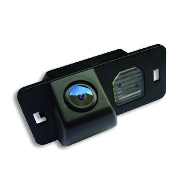12V DC Car Rear-view System with 1/3-inch Sony Color CCD and 480TVL Resolution