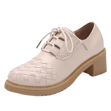 Women's shoes the white rice