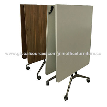 China Folding meeting table with saving space