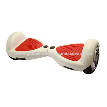 China Green Handsfree 2 Wheels Electric Smart Balancing Drifting Hoverboard, Scooter with Max Mileage 25km