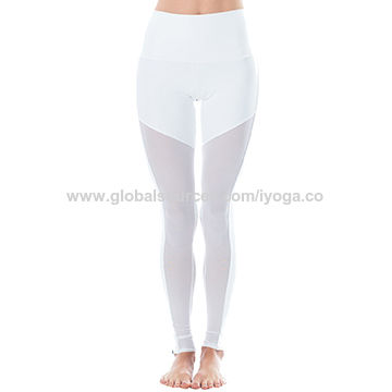 Women's Mesh Yoga Legging, Different Size and Color Available