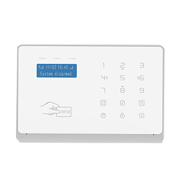 Wifi plus GSM both in one Security burglar alarm system