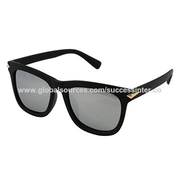 Unisex's Sunglasses, TR 90,UV 400 Lens,CE,FDA,Available in Various Colors and Designs,OEM Welcome