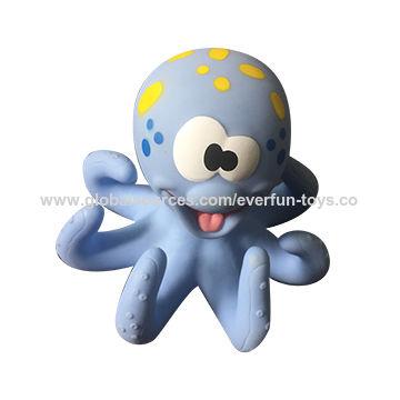 PVC ocean series A bath toy suit,quaternion