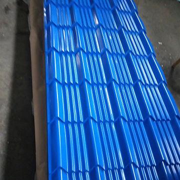China Sheet Bangladesh Roofing Weight Calculation 4x8