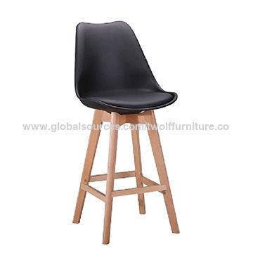 China American bar stool restaurant bar chair