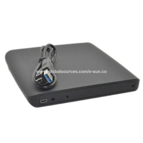 China ECD013 laptop external 12.7mm USB 3.0 Blu-ray burner
