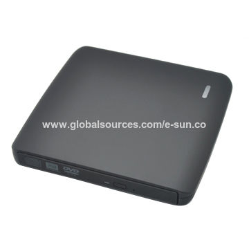 China ECD013 laptop portable USB2.0 12.7mm slim Blu-ray DVD drive