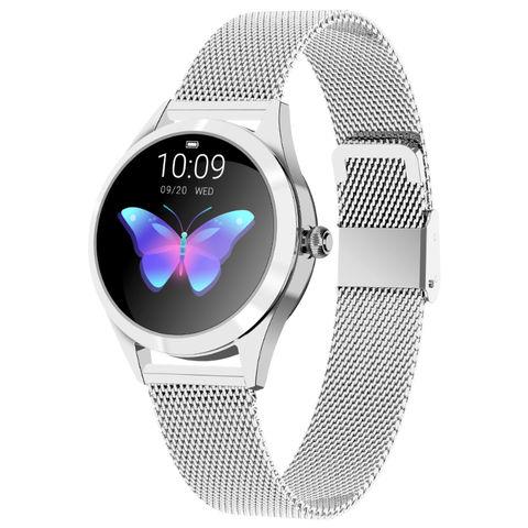 China Heart rate monitor Bluetooth smartwatch KW18