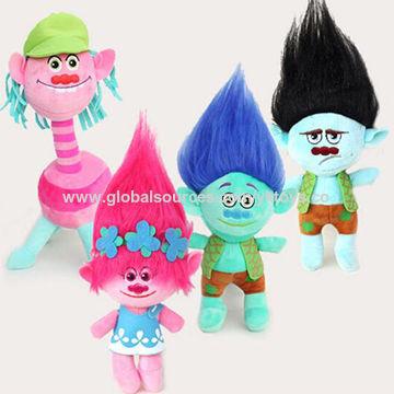 China Popular sales custom made stuffed plush elf doll toys