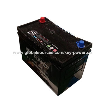 105D31L JIS Automotive Battery, Maintenance Free
