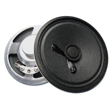 Mylar Speaker with 0.8W Maximum Input Power