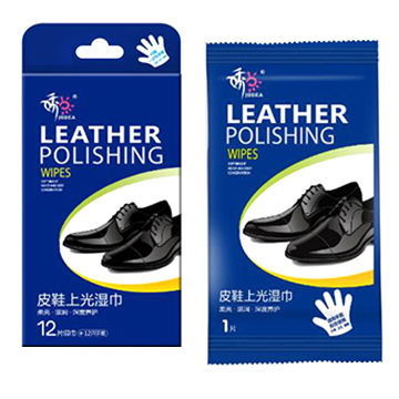 Cheap leather cleaning wet wipes
