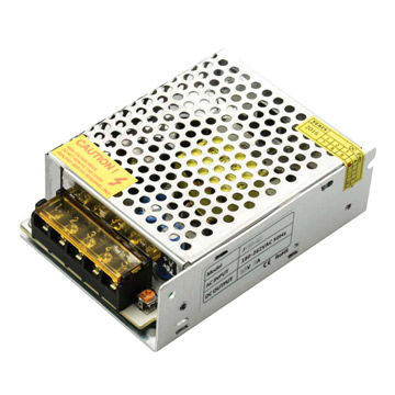 China Switching Power Supply, 5V/10A/50W/Special for LED Display/Indoor Installation/New Design/Slim