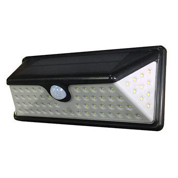 IP65 Waterproof Outdoor Wall Mounted Integrated All-in-one Security PIR Solar Motion Sensor Light